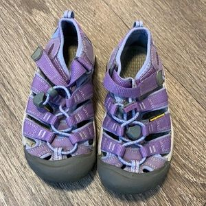 Keen Newport H2 Purple Sandals